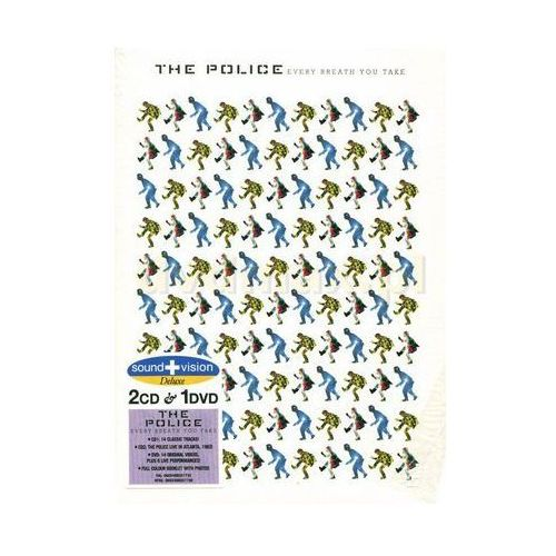 Every Breath You Take. Sound and Vision (CD+DVD combo) - The Police