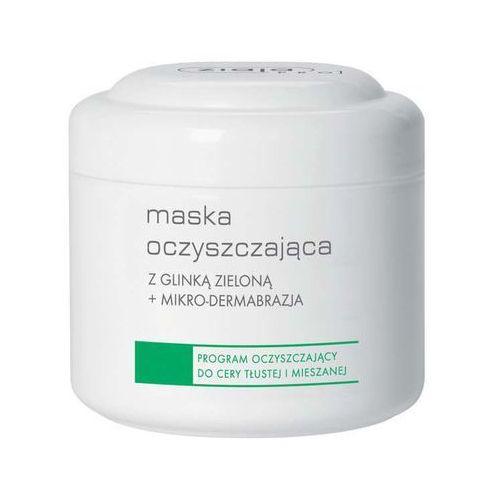 Ziaja Pro- Maska oczyszczająca z glinką zieloną + mikrodermabrazja - 250 ml, 2033