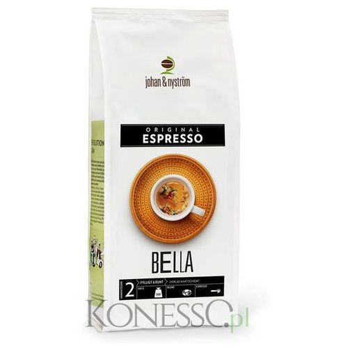 Kawa ziarnista Johan & Nyström Espresso Bella 500g