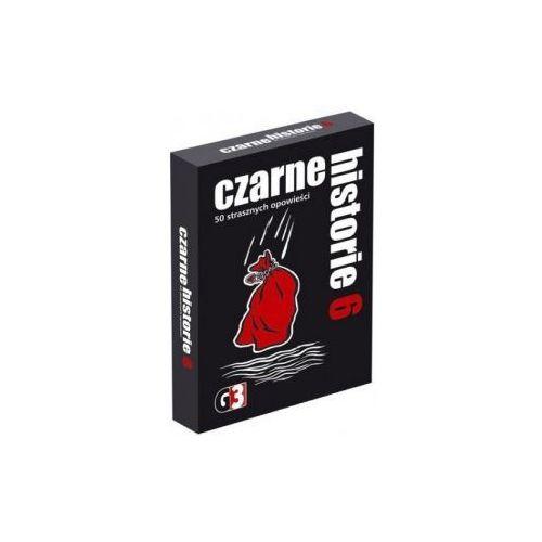 OKAZJA - Czarne historie 6. gra towarzyska marki G3