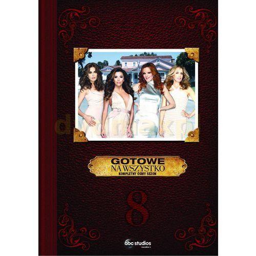 Gotowe na wszystko (sezon 8, 6 DVD) (7321998501946)