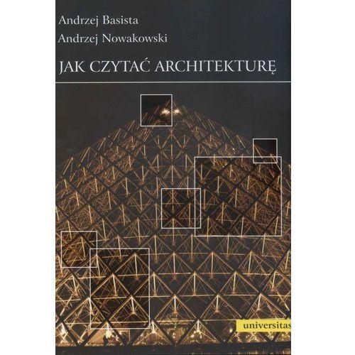 Jak czytać architekturę, oprawa miękka