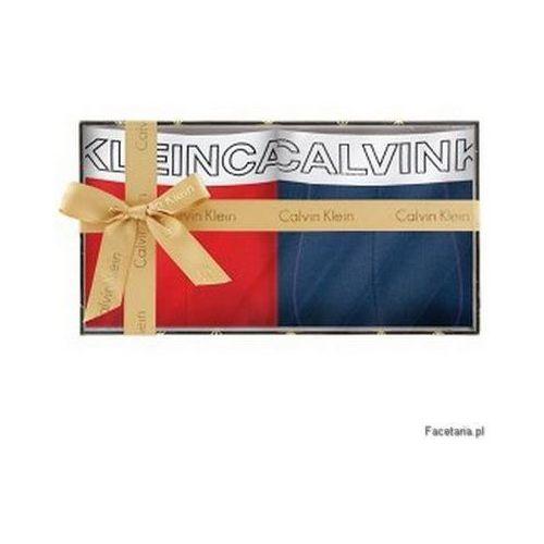 Dwupak świąteczny bokserki krótkie pro stretch marki Calvin klein