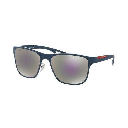 Okulary Słoneczne Prada Linea Rossa PS56QS LJ SILVER VHN2E2