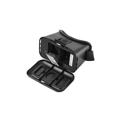 Acme europe Gogle wirtualnej rzeczywistości z kontrolerem acme vrb01rc virtual reality glasses + 25 gier na 14 dni