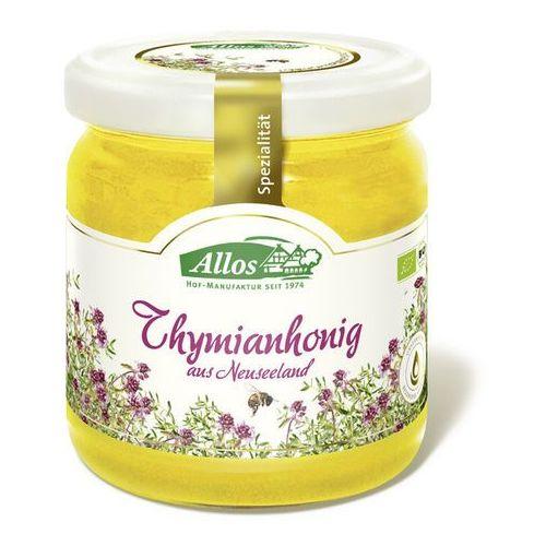 Miód tymiankowy bio 500g -  marki Allos