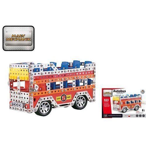 Mały mechanik - autobus marki Madej