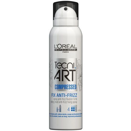 L'Oréal Professionnel Tecni ART Compressed Fix Anti-Frizz Hair Spray 125ml - produkt z kategorii- Pozostałe kosmetyki do włosów