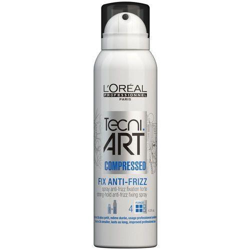 tecni art fix spray utrwalający force 4 (compressed) 125 ml marki L'oréal professionnel