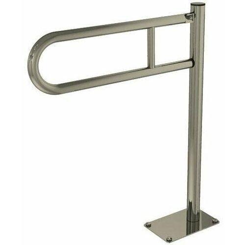 Poręcz przysedesowa stała dla niepełnosprawnych Faneco S32UUWCW7 70 cm