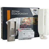 Zestaw domofonowy jednorodzinny - słuchawaka 1133 - Miwus MIWI-URMET DOMOFON ZESTAW 1133 MIWUS, MIWI-URMET