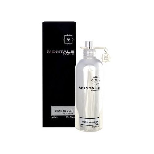 Musk to musk unisex woda perfumowana spray 100ml -  marki Montale