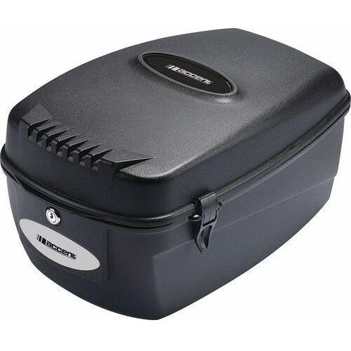 Accent 610-00-89_acc pojemnik na bagażnik  locker, czarny