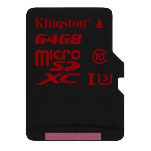 Karta flash sdca3/64gbsp marki Kingston