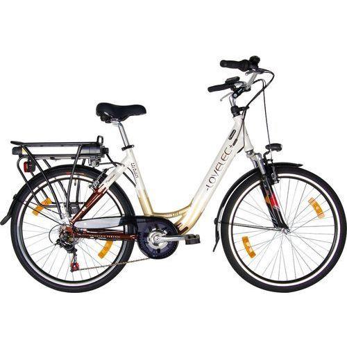 Najlepsze oferty - Rower elektryczny Lovelec URBAN