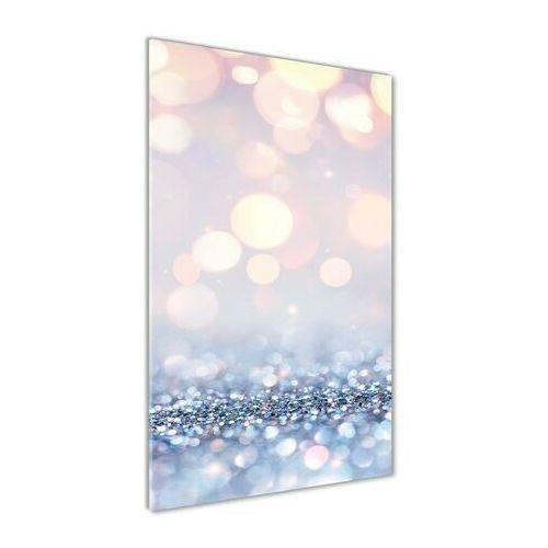 Foto obraz akryl do salonu Błyszczące tło
