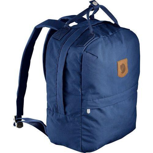 Fjällräven greenland zip plecak niebieski 2018 plecaki szkolne i turystyczne