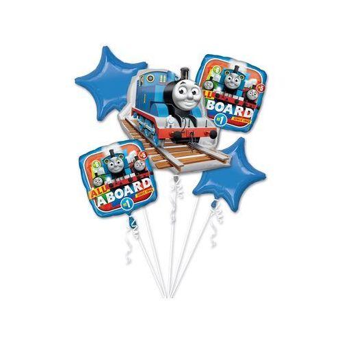 Bukiet balonów foliowych Tomek i Przyjaciele - 1 kpl. (0026635352789)