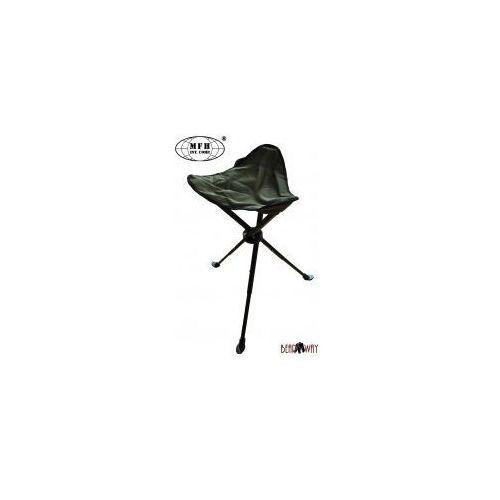 Stalowe składane krzesełko wędkarskie / campingowe mfh od producenta Mfh - max fuchs