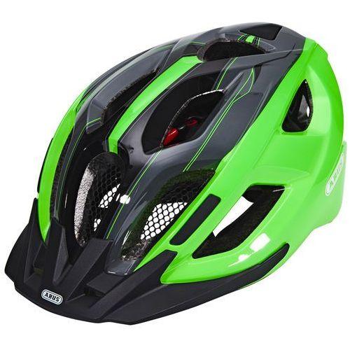 ABUS Aduro 2.0 Kask rowerowy zielony/czarny L | 58-62cm 2018 Kaski rowerowe (4003318725555)
