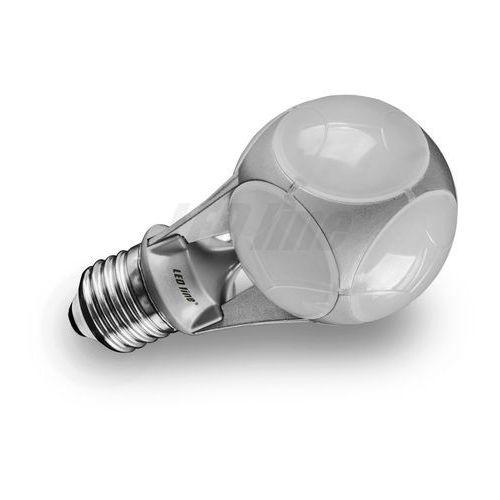 Żarówka LED SMD Typ E27 230V 10W biała ciepła CCD - produkt z kategorii- Żarówki LED