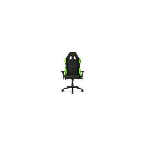 Akracing Gaming Chair K7012 (czarno-zielony), AK-K7012-BG