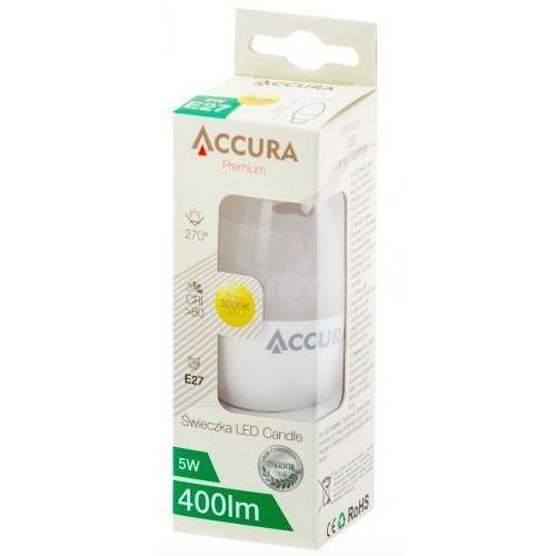 premium candle e27 5w wyprodukowany przez Accura