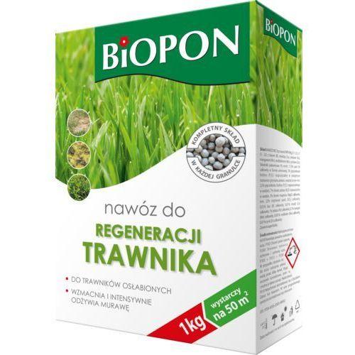 Biopon nawóz do regeneracji trawnika 3kg, 5904517025028