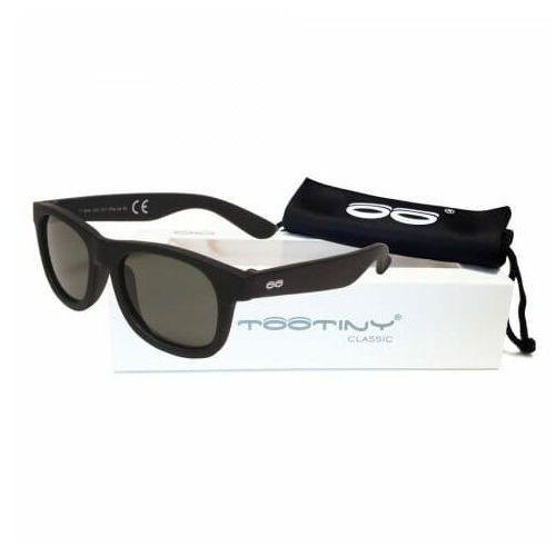 ITOOTI - Okulary przeciwsłoneczne Tootiny Classic Medium - czarne, D41C-342E7