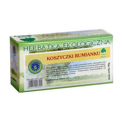 Herbatka z koszyczków rumianku bio (25 x 1,5 g) - marki Dary natury