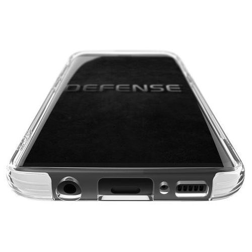 X-Doria Defense Clear - Etui Samsung Galaxy S8 (biały) - Szybka wysyłka - 100% Zadowolenia. Sprawdź już dziś!, 456661