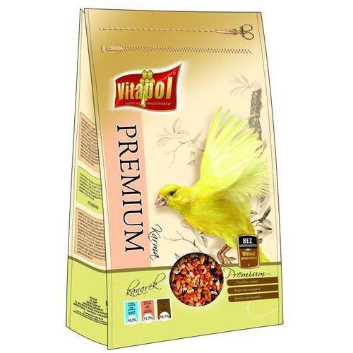 Vitapol Karma Premium dla Kanarka 1kg - produkt z kategorii- Pokarmy dla ptaków
