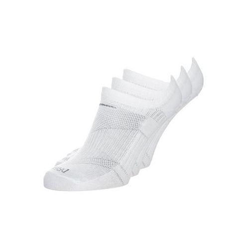 Nike  performance 3 pack skarpety sportowe white/flint grey