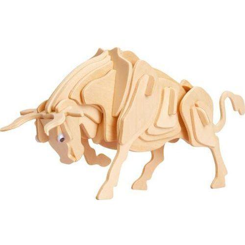 Eureka Łamigłówka drewniana gepetto - byk (bull)
