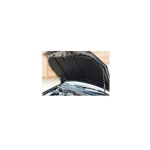 Stp hs uniwersalne wyciszenie maski silnika - mata z czarnej niepalnej włókniny