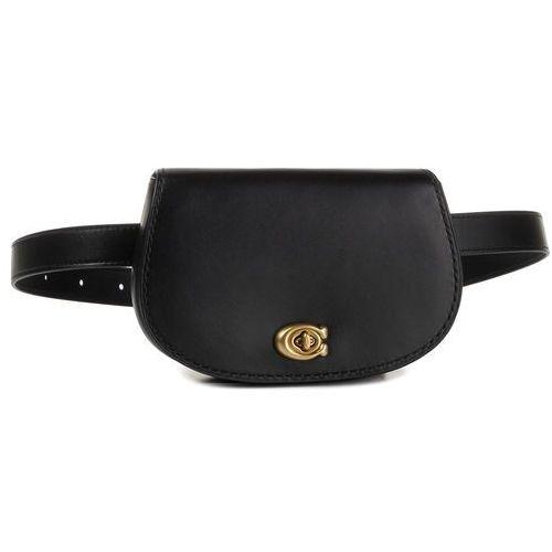 Saszetka nerka - saddler blt bag 76216 b4/black marki Coach