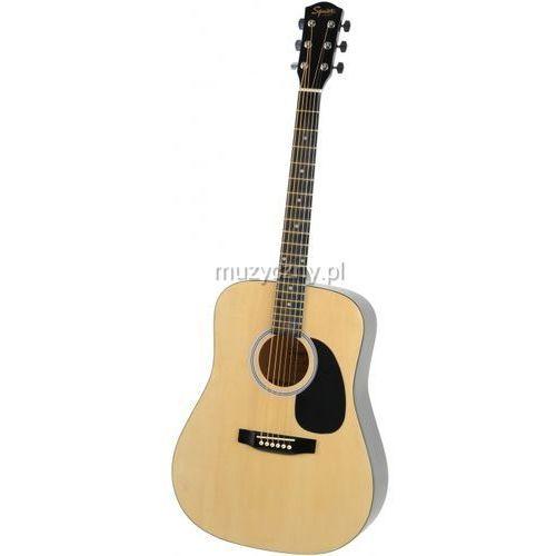 Fender  squier sa105 nt gitara akustyczna