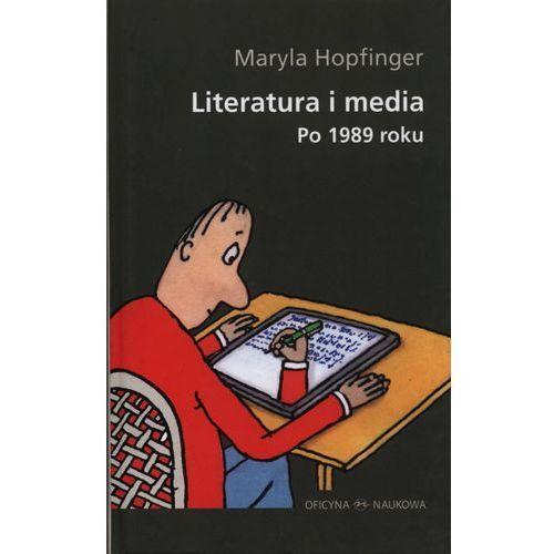 Literatura i media po 1989 roku, Maryla Hopfinger