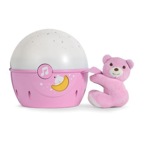 Projektor na łóżeczko różowy (8058664062348)