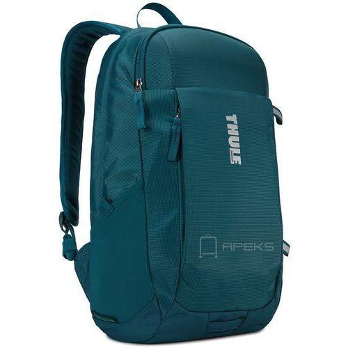"Thule EnRoute 18L plecak na laptopa 15"" / Deep Teal - Teal, kolor zielony"