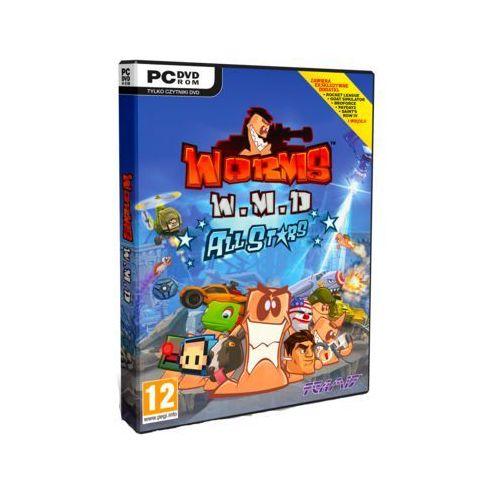 Gra Worms W.M.D