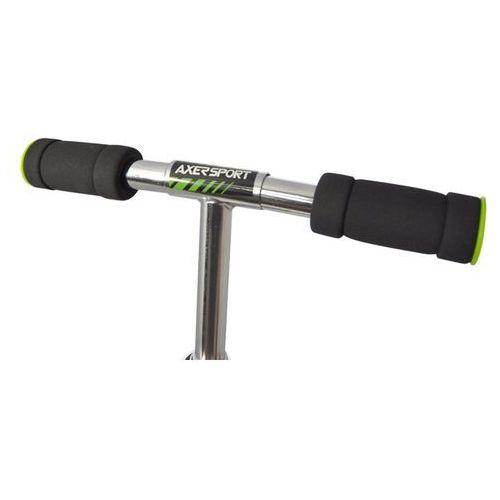 Hulajnoga składana 200mm proscooter - czarny wyprodukowany przez Axer sport