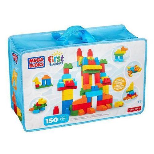 Mega Bloks First Builders Klocki 150 el Torba deluxe *