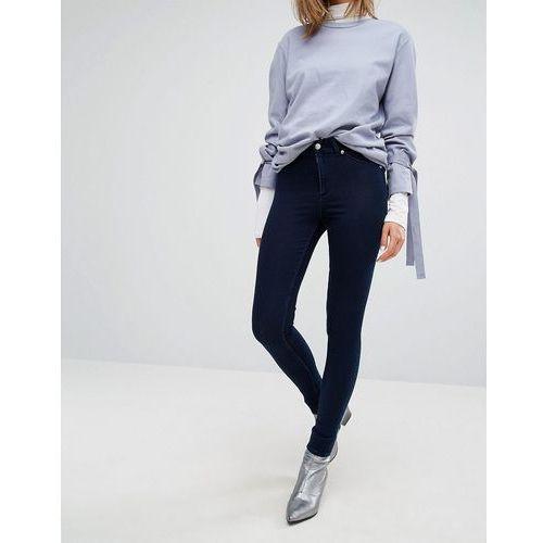 Cheap Monday High Spray Super Skinny Jeans - Blue - produkt z kategorii- Pozostałe