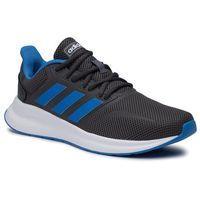 Buty - runfalcon g28730 gresix/trublu/gresix marki Adidas