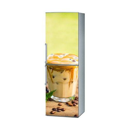 Stikero Mata magnetyczna na lodówkę - wiosenna kawa 4188