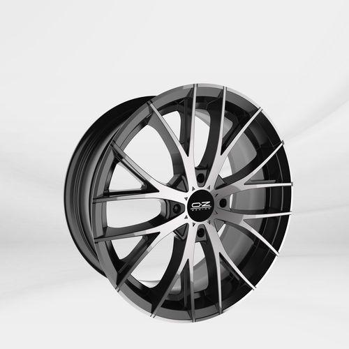 """Felgi aluminiowe 19"""" 5x112 italia 150 - ciemny szary marki Oz"""