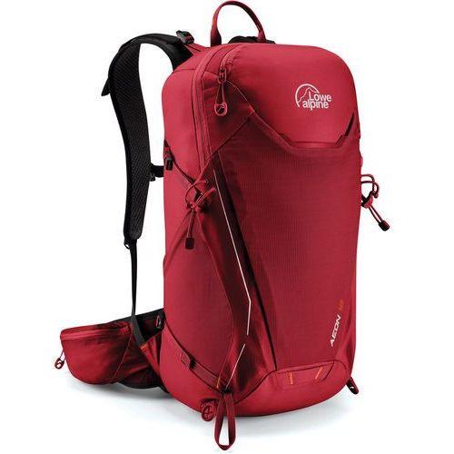 Lowe alpine aeon 18 plecak mężczyźni czerwony 2018 plecaki szkolne i turystyczne