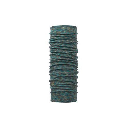 Chusta Lightweight Merino Wool Buff Blue Multi - BLUE MULTI \ Niebieskiego ||Zielonego