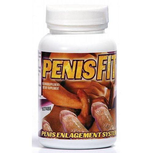 Penis Fit Formuła Wzrostu Penisa 60 tab. | 100% DYSKRECJI | BEZPIECZNE ZAKUPY